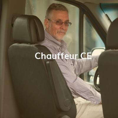 chauffeur CE