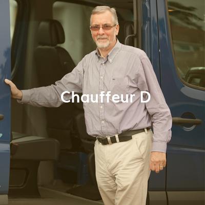 chauffeur d
