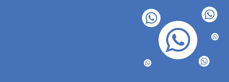WhatsApp ons uw